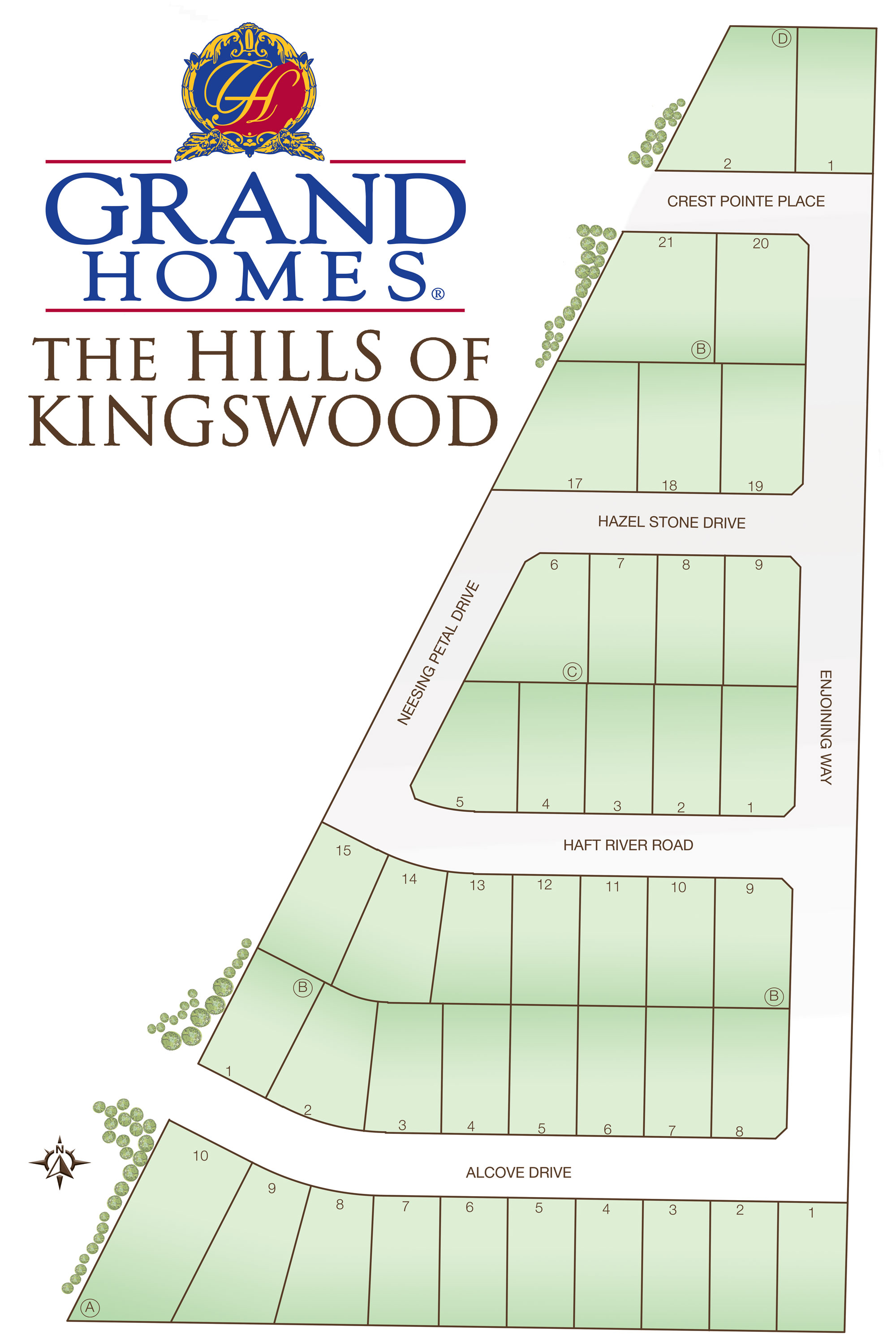 Hills of kingswood gated frisco new homes for Grand home designs fort worth