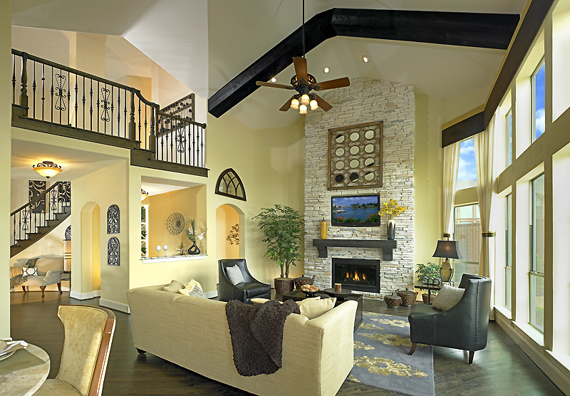Plano texas community profile grand homes new home for Grand home designs fort worth
