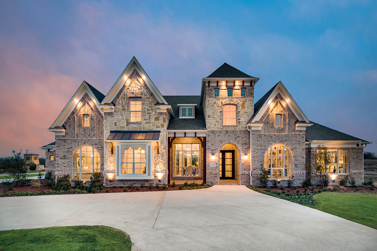 grand homes pleasant valley new homes for sale dallas county