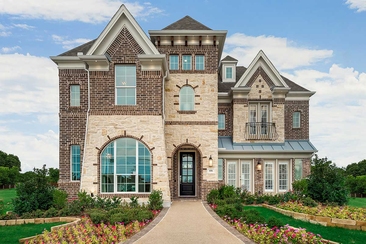 Grand Homes | Rivercrest | New House For Sale in Allen Texas