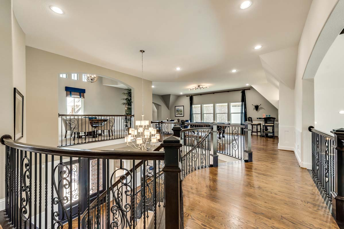 Grand Homes Bower Ranch Mansfield Homes For Sale Texas