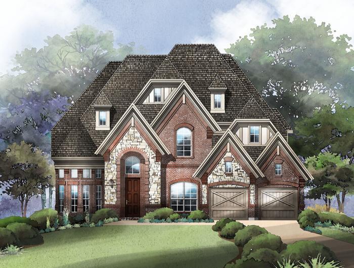 Grand Homes Model Detail