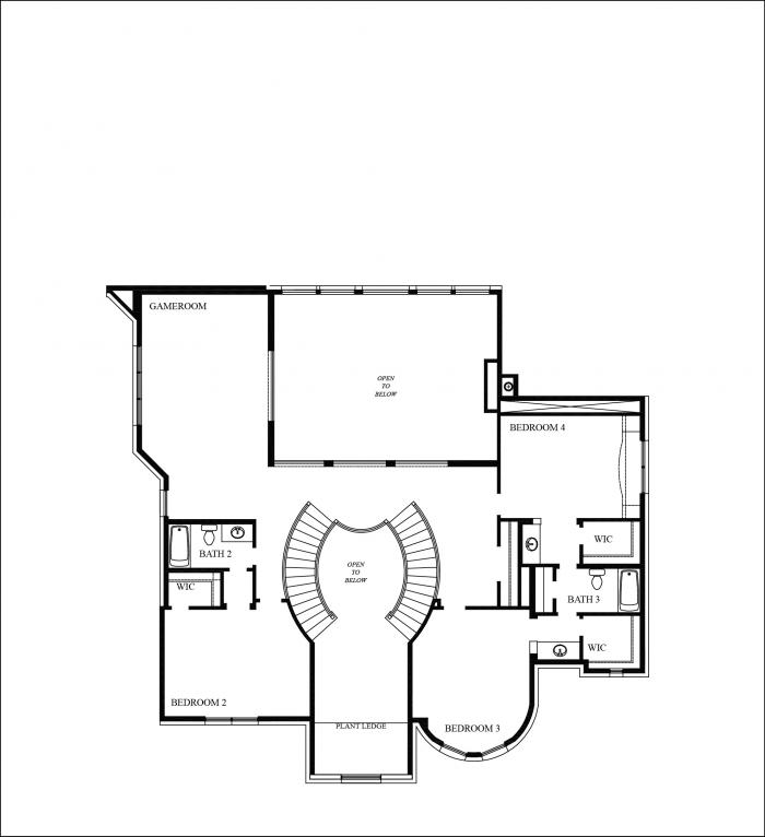Grand Homes Floor Plans | Hampton V 5169