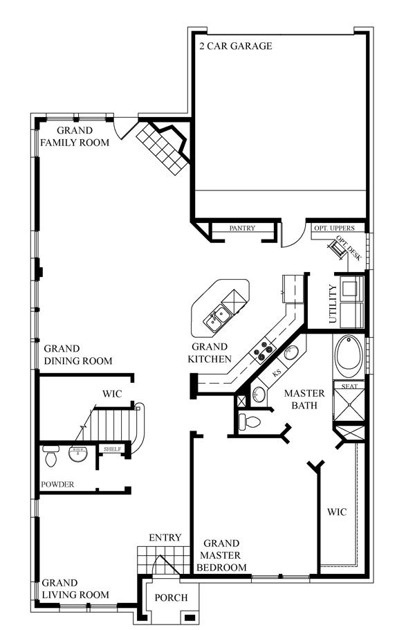 Grand homes inc 15455 dallas parkway suite 1000 addison texas
