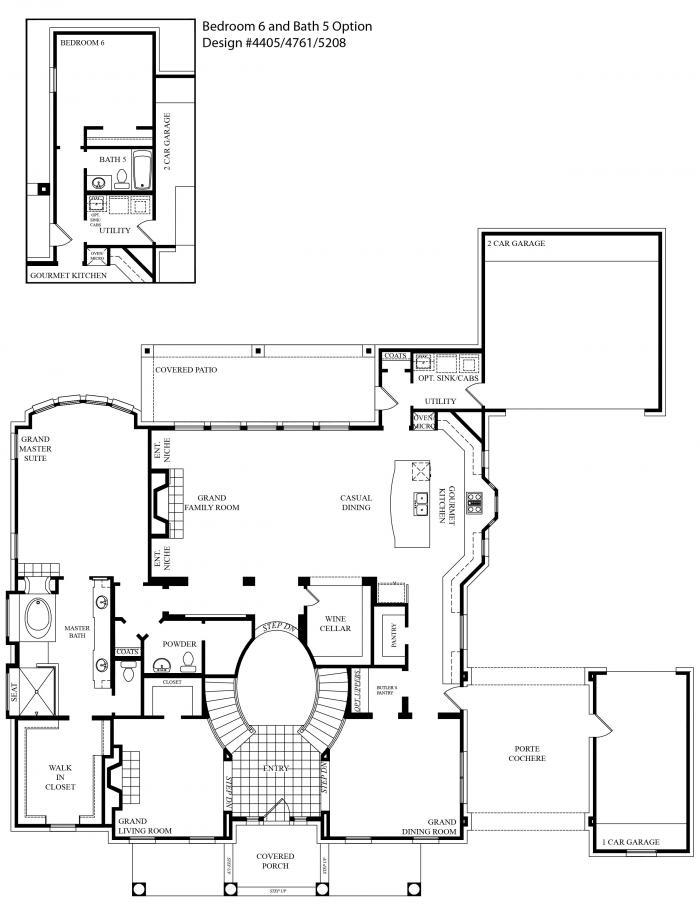 Grand Homes Model Detail – Grand Homes Floor Plans
