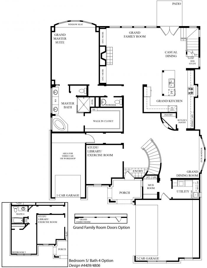 Grand Homes Print – Grand Homes Floor Plans
