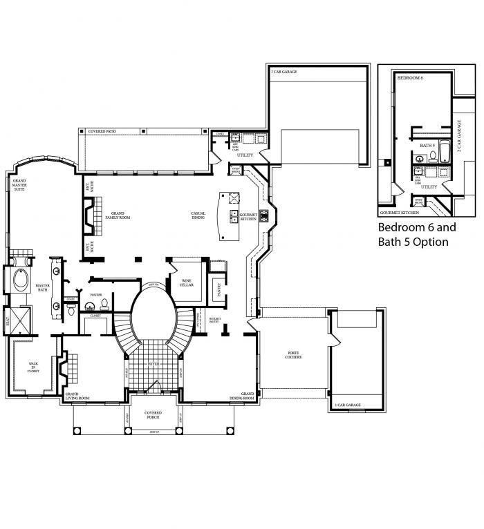 Grand homes hampton 3 floor plan for Grand homes floor plans