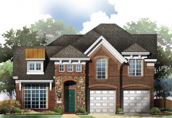 Communities models plans grand homes new home for Grand home designs fort worth