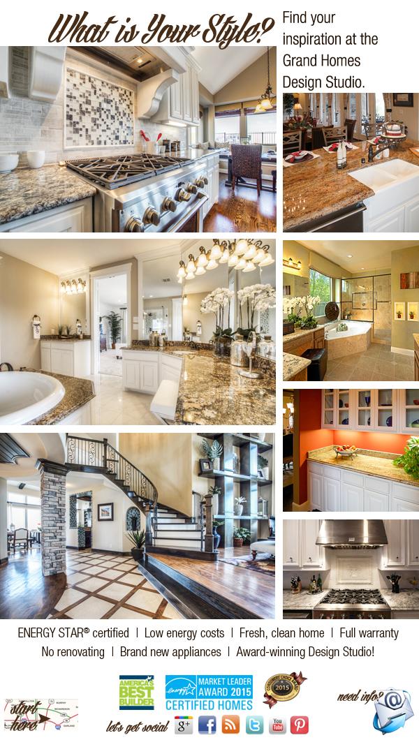 Grand Homes Award Winning Design Studio