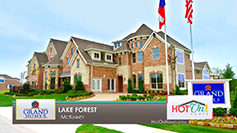 McKinney TX homes
