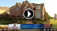 Frisco ISD TX homes