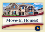 Move in Homes in Dallas