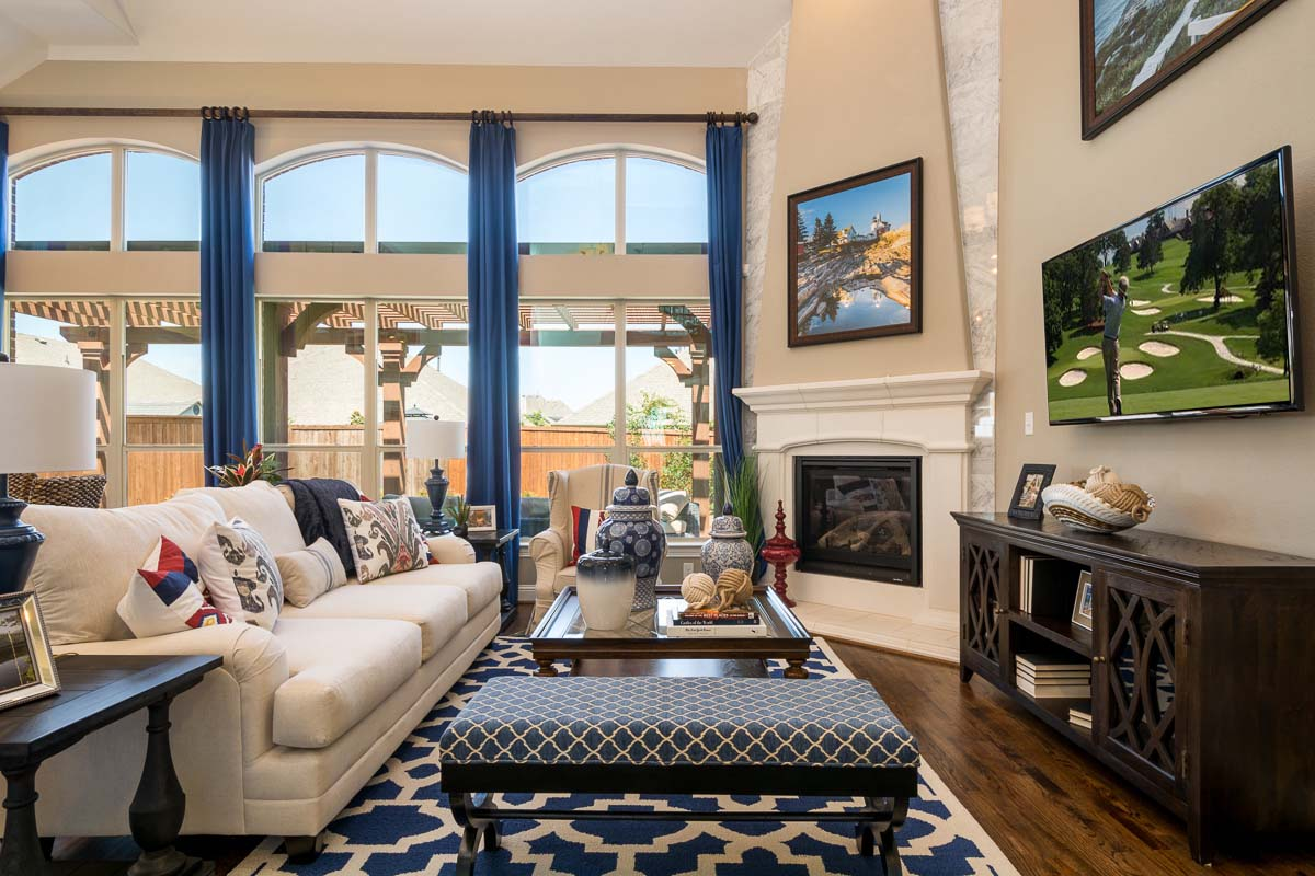 North: Savannah homes